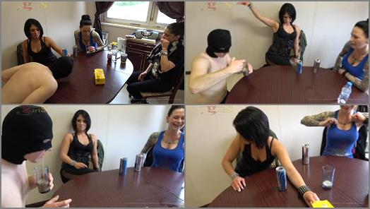 Abs CBT Dangerous Girls  Snot and puke  preview