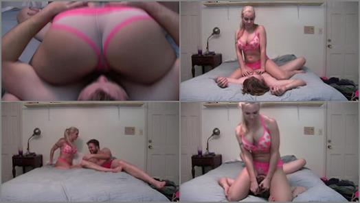 Angel Lee Customs  Face Sitting Punishment  Angel Lee  preview