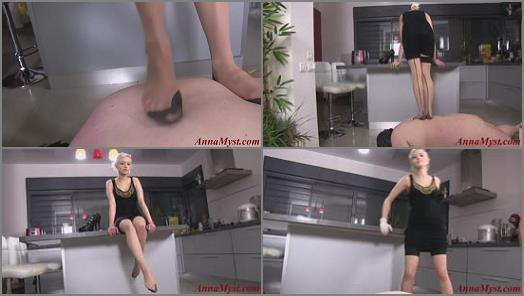 Anna Myst  Trampling Lady preview