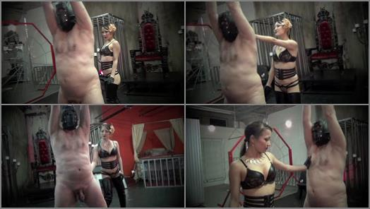 Asian Femdom - Asian Cruelty – A SADISTIC STRAPPING  Starring Miss XI