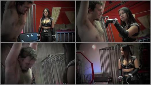 Femdom - Asian Cruelty – WHIPPING HIM MERCILESSLY PART 2 -  Astro Domina