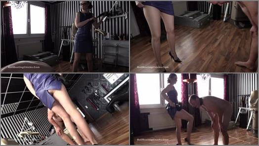 Ball Busting Chicks  Punished  Right where it hurts preview