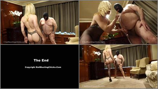Ball Busting Chicks  Totally busted   Axa preview