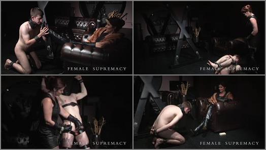 Smoke – Baroness Essex – Female Supremacy