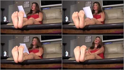 Brat Princess 2  Daniela  Tells you to buy her things and shows her soles PO preview