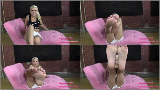 Clip Contains: - Brat Princess 2 – Kenzie POV – Fuck you Foot Addict Whore