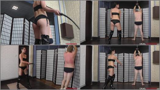 CRUEL MISTRESSES  Stinging pain from whipping   Mistress Szvetlana preview