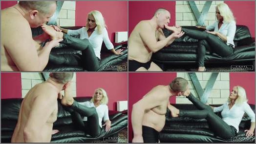CRUEL PUNISHMENTS  SEVERE FEMDOM  Licking sucking slave   Lady Kyra preview