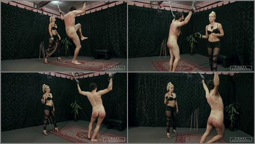CRUEL PUNISHMENTS  SEVERE FEMDOM  Screaming like a madman part2  preview