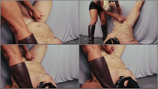 CRUEL PUNISHMENTS  SEVERE FEMDOM TRIBUTE  Forced cum eating   Lady Zita preview