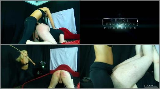 CRUEL PUNISHMENTS  SEVERE FEMDOM TRIBUTE  Fucking the bastard Full Version   Lady Zita preview