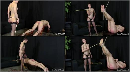 CRUEL PUNISHMENTS  SEVERE FEMDOM TRIBUTE  Various spanking   Lady Anette preview