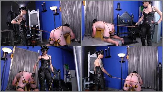 Predicament – Cybill Troy FemDom Anti-Sex League – Hooked, Humbled, & Caned