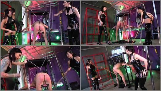 Boots – Cybill Troy FemDom Anti-Sex League – Scream For More –  Cybill Troy and Luna Li