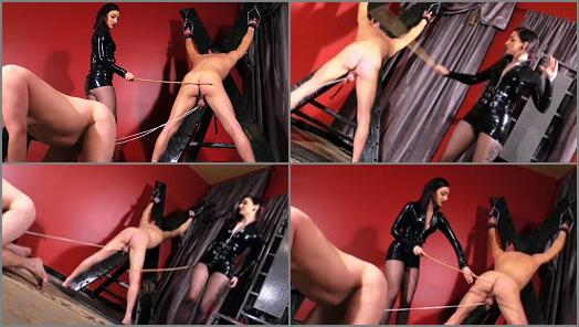 Cybill Troy FemDom AntiSex League  Whips Canes  Ball Torture preview