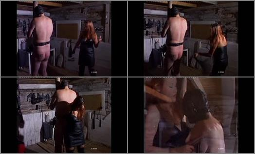 Rubber Feet – DOMA SMTV! Fetishes from Amsterdam – Prepared for asswhipping
