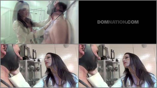 DomNation  A BLACK HEARTED SLAP FEST   Mistress Bella Blackheart preview
