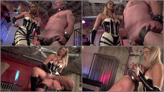 DomNation  A CRUEL AND MERCILESS DICK WHIPPING   Alex Amazonia preview