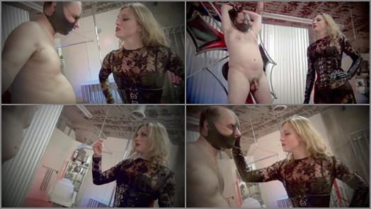DomNation  BREAKING DOWN YOUR MANHOOD ONE HARSH SLAP AT A TIME Starring Mistress Renee Trevi preview