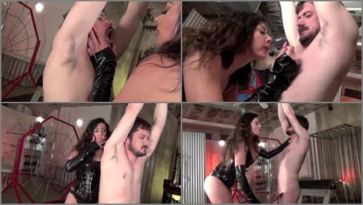 DomNation  He Burns In Misery For Her affection   Mistress Kayla preview