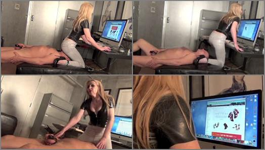 DomNation  LIE UNDER MY ASS WHILE I SHOP WITH YOUR MONEY Part 2  Starring Princess Seva preview