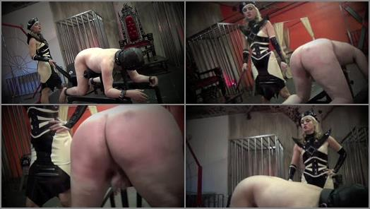 DomNation  YOUR PUNISHMENT IS BLACK AND WHITE  Starring Mistress Renee Trevi preview