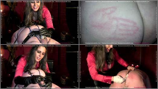 Dominatrix Annabelle  Hooked Bound and Orgasmed  preview