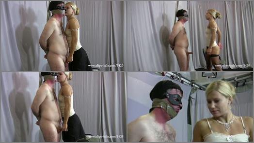 Humiliation - Elegant femdom – Faceslaps with handjobs -  Mistress Zita