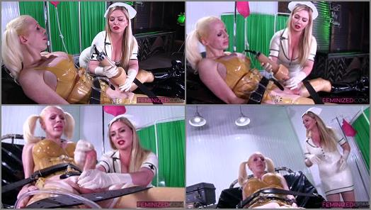FEMINIZED  Plastic Fuck Doll   Lexi Sindel and Julielle Stray preview