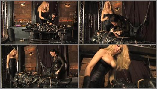 FemmeFataleFilms  Big Mistake  Part 5   Miss Severity Myers and Mistress Eleise de Lacy preview