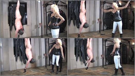 Riding Crop - FemmeFataleFilms – Highly Strung- Complete Film  Starring Mistress Akella