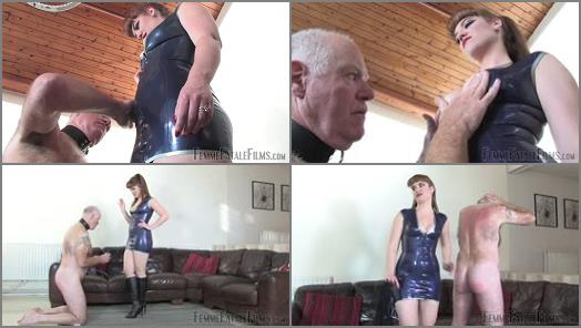 Femme Fatale Films  Incompetence Punished  Complete Film   Miss Zoe  preview