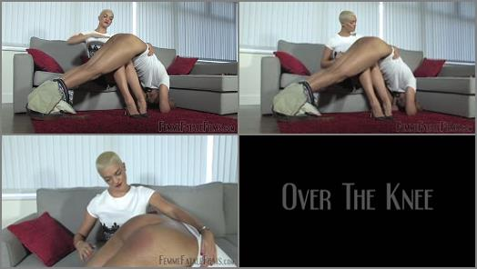 FemmeFataleFilms  Over The Knee  Part 1   The Hunteress preview