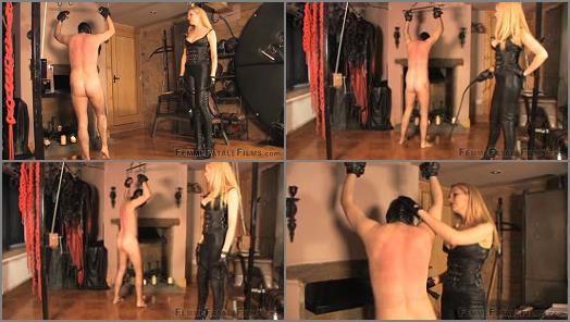 FemmeFataleFilms  The Trial Of A Slave  Part 6   Mistress Eleise de Lacy preview