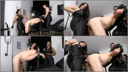 Goddess Alexandra Snow  Dirty Slut Double Fuck   Mistress Ezada Sinn and Goddess Alexandra Snow preview