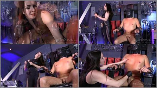 Ruined Orgasms - Goddess Alexandra Snow – Pleasureless Machine