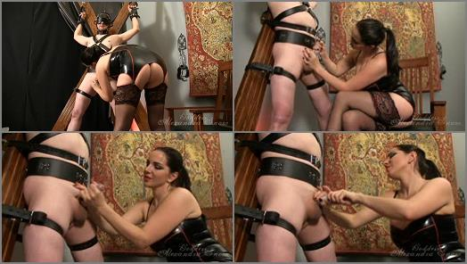 Orgasm Control - Goddess Alexandra Snow – Ruined for Chastity