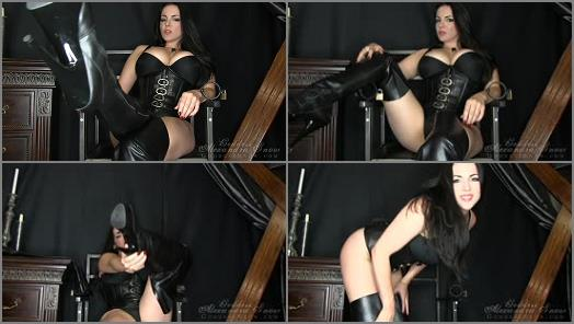Goddess Alexandra Snow  Your Tongue My Boots preview