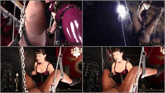 Interracial Domination - Goddess Cheyenne – Ass Blasting Forced
