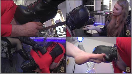 Kates Palace  Foot Slaves Reward  Part 1   Lady Selina preview