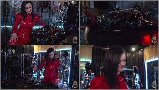 Kates Palace  Rubber Whore  Part 2   Alissa Noir  preview