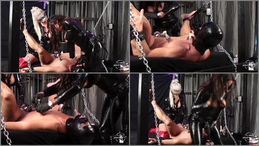 Kinky Mistresses The Slave Is Under Our Control   Mistress Michela and Lady Pia preview