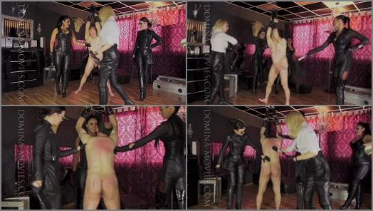 MADAME CATARINA  CRUELEST BEAUTY  Four Ladies  Four Whips  Chapter TWO preview