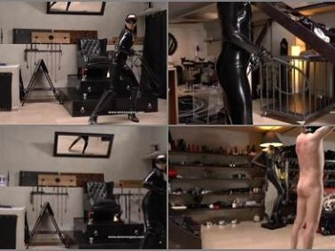 Whipping - MISTRESS GAIA AND HER FURY