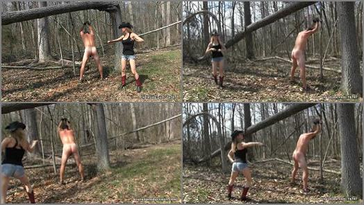 Corporal Punishment - Mistress Aleana's Queendom – Good Old Country Whipping