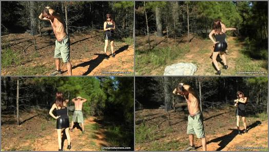 Mistress Aleanas Queendom  No Pity From My Bullwhip preview