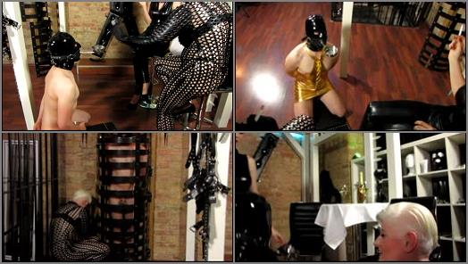 Mistress Blackdiamoond  Chastity put to the test preview