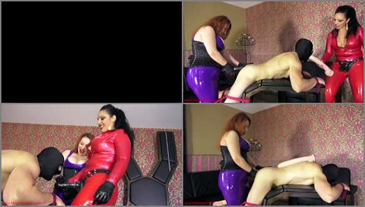 Mistress Ezada Sinn  The long and the fat cocks   Lady Yna preview