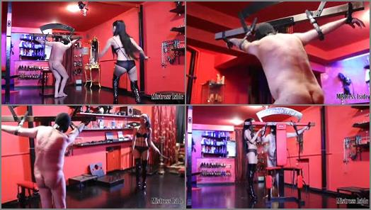 Mistress Iside  INFERNAL WHIPPING preview