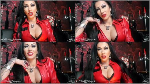 Joi -  Mistress Kennya – Stroke that worm for Me